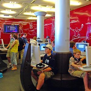 Интернет-кафе Климовска