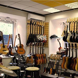 Музыкальные магазины Климовска