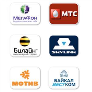 Операторы сотовой связи Климовска