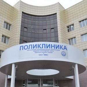 Поликлиники Климовска