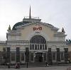 Железнодорожные вокзалы в Климовске