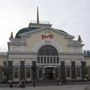 Железнодорожные вокзалы Климовска